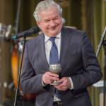 Széchenyi bál 2017 - serlegbeszéd, Kiss-Rigó  László püspök úr (Fotó: Zsidai Zsuzsi)
